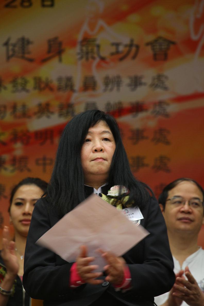 Hong Kong Event Dr. Luk