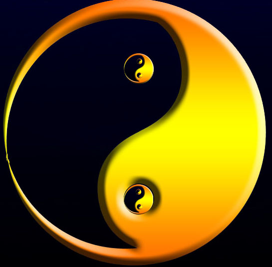 Yin Yang's Self-Replication
