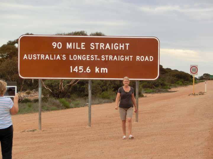 Australia, Peta