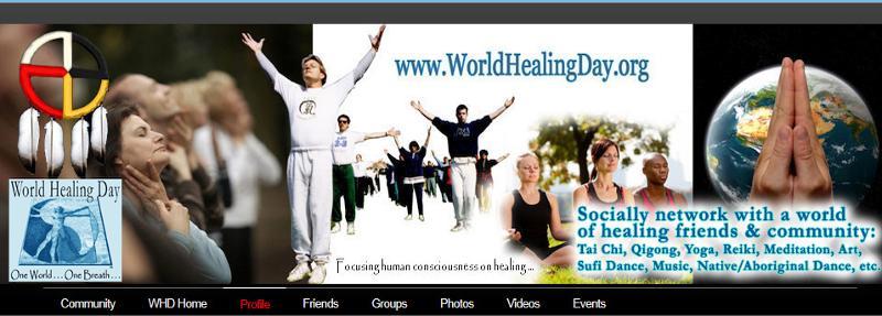 World Healing Day Community