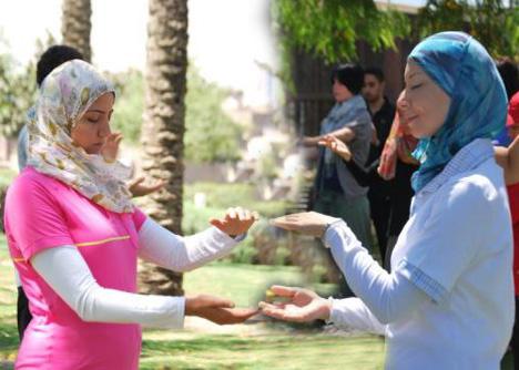 WTCQD Egypt Women