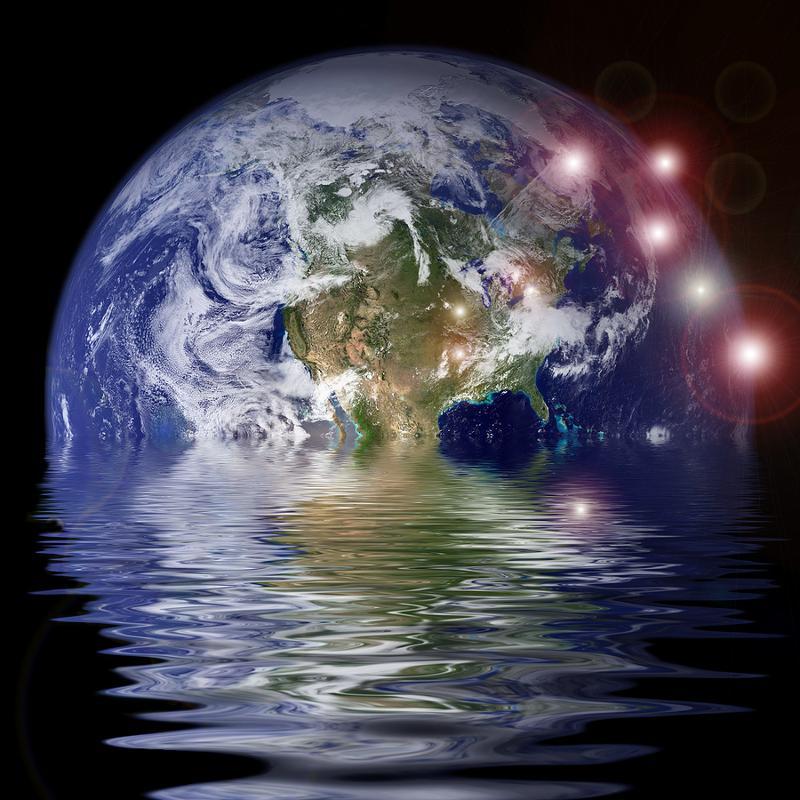 Earth Lights