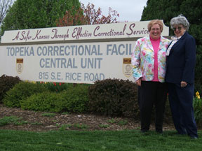 Women's Prison, Topeka, Kansas