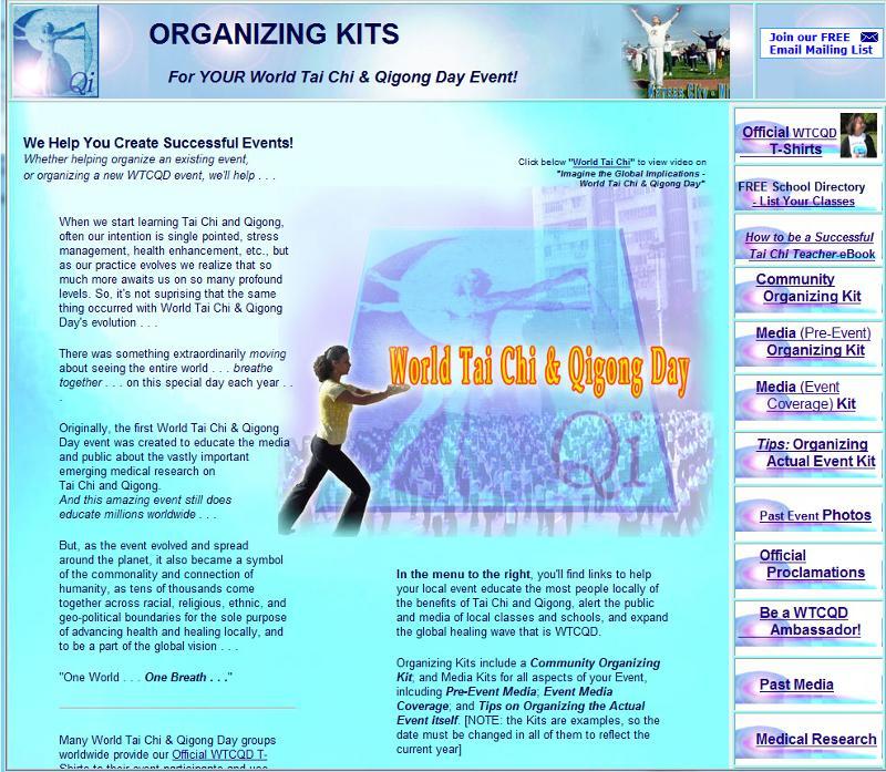 WTCQD Organizing Kits
