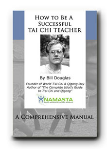 How to Be a Successful Tai Chi Teacher Book