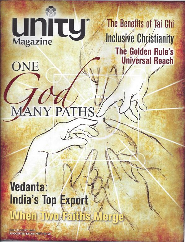 Unity Magazine Cover