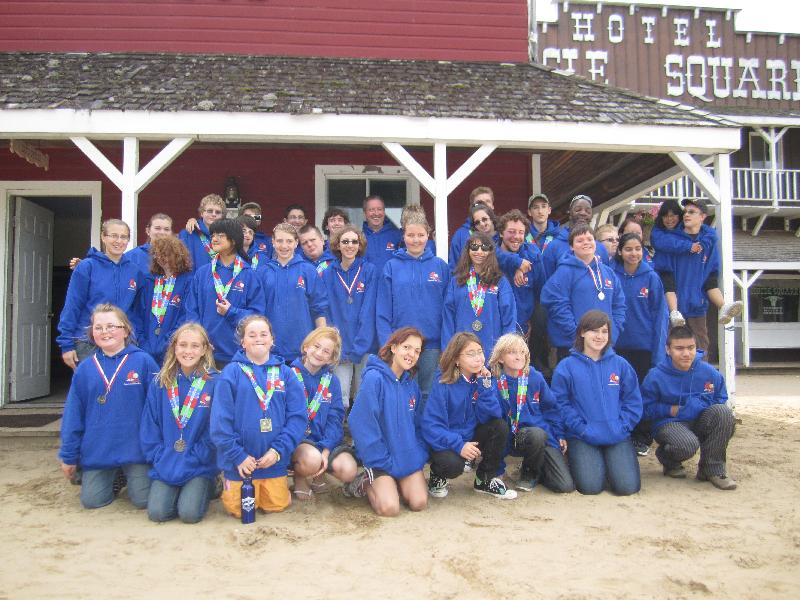 Camp Trailblazers 2010