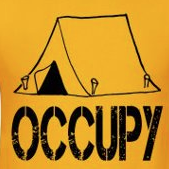 Occupy Tent