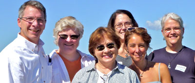 CBD MBD staff 2011