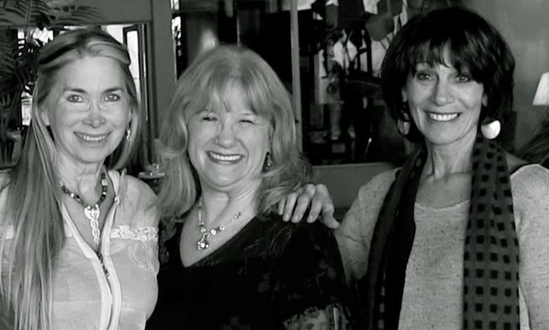 Sheila Z, Goldie, Darlene Mea