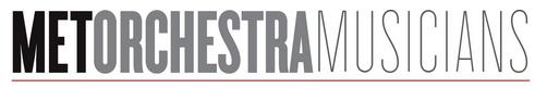 Met Orchestra Musicians logo