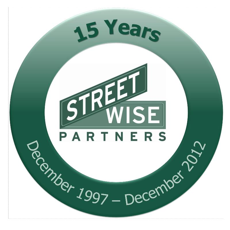 Streetwise Partners News Flash March 2012