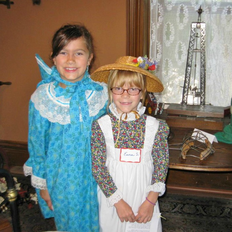 Young Avery Volunteers