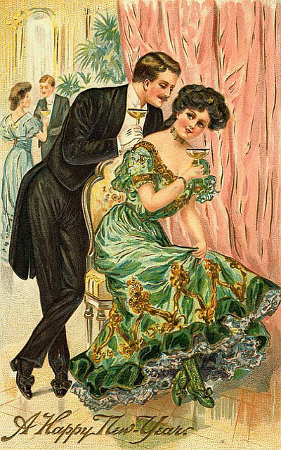 Victorian New Year