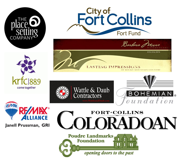 Ball Sponsor Logos