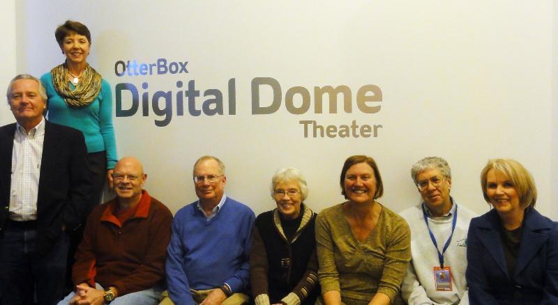 PLF Digital Dome Donation