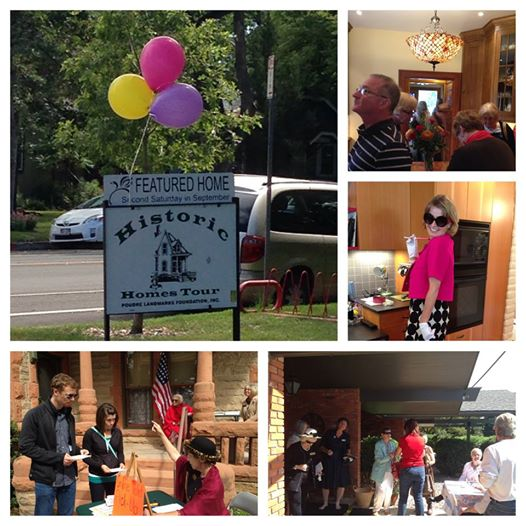2014 Homes Tour Highlights