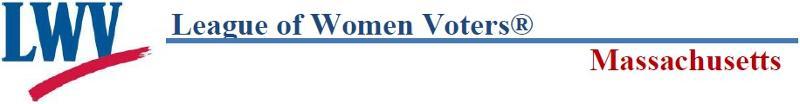 League of Women Voters of Massachusetts