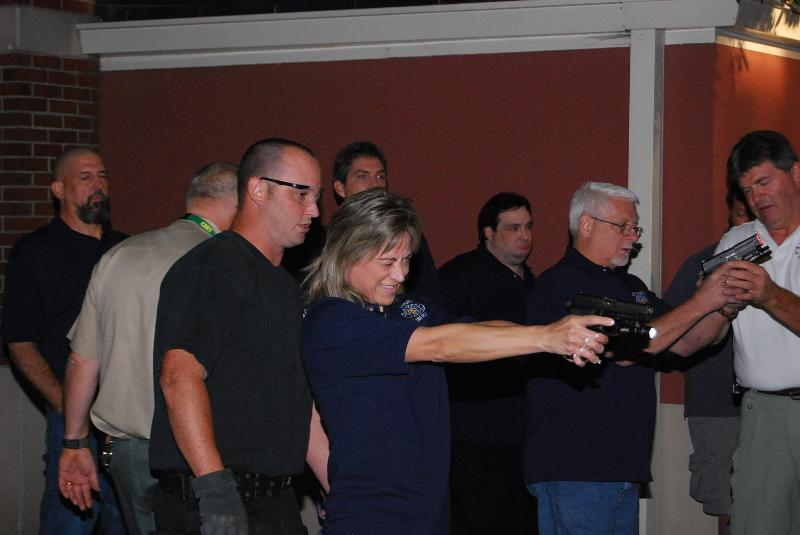 Citizen Academy Firearms Training