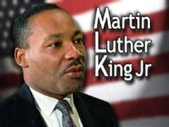 City Honors Martin Luther King, Jr.