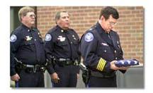 BSPD Memorial Service on May 15