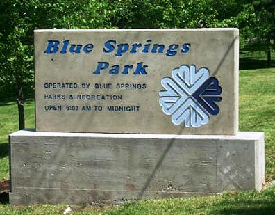 New Playground to be installed at Blue Springs Park