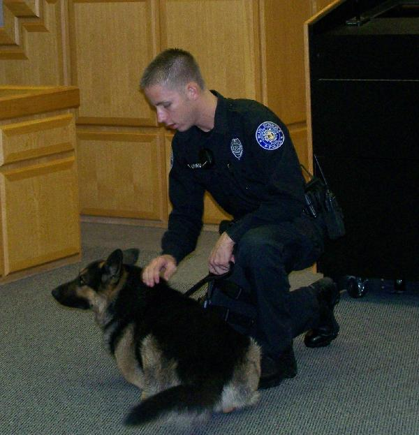 Blue Springs K-9 Urich