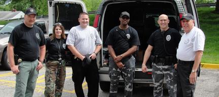 Joplin relief team