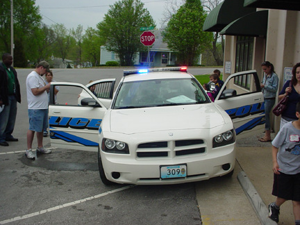 Police Department Tours Now Available!