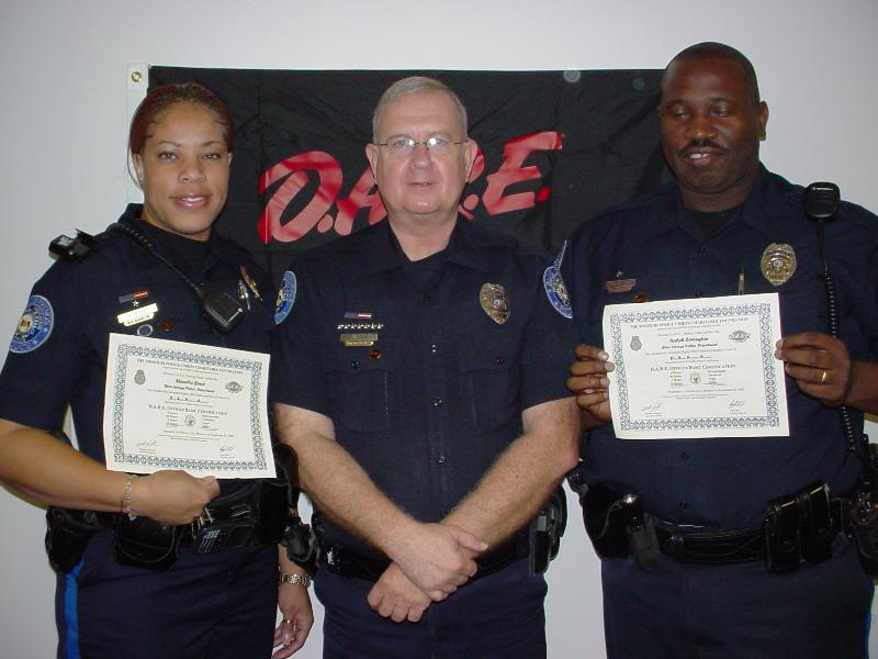 Blue Springs D.A.R.E. Program