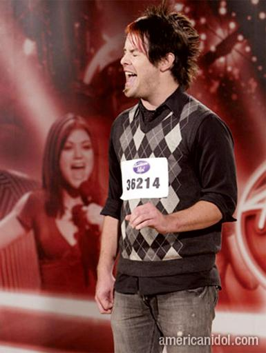 American Idol's David Cook