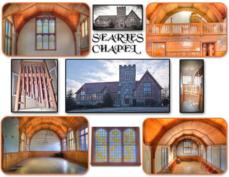 The Searles School & Chapel