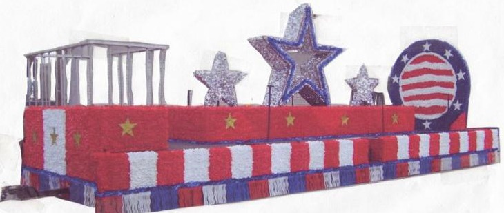 4th of July Float
