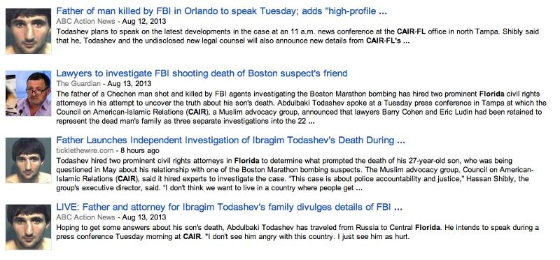 79 media hits on CAIR-FL in the past 24-hours