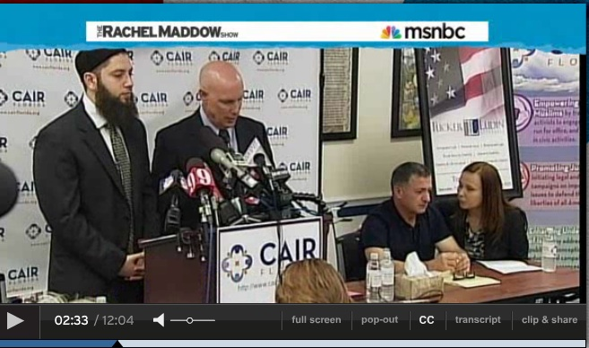 Rachel Maddow discusses the Todashev case with Barry Cohen