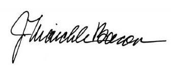 Bacon's signature