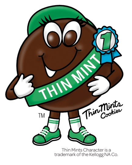 Thin Mint Character