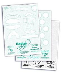 Badge Magic Sheets