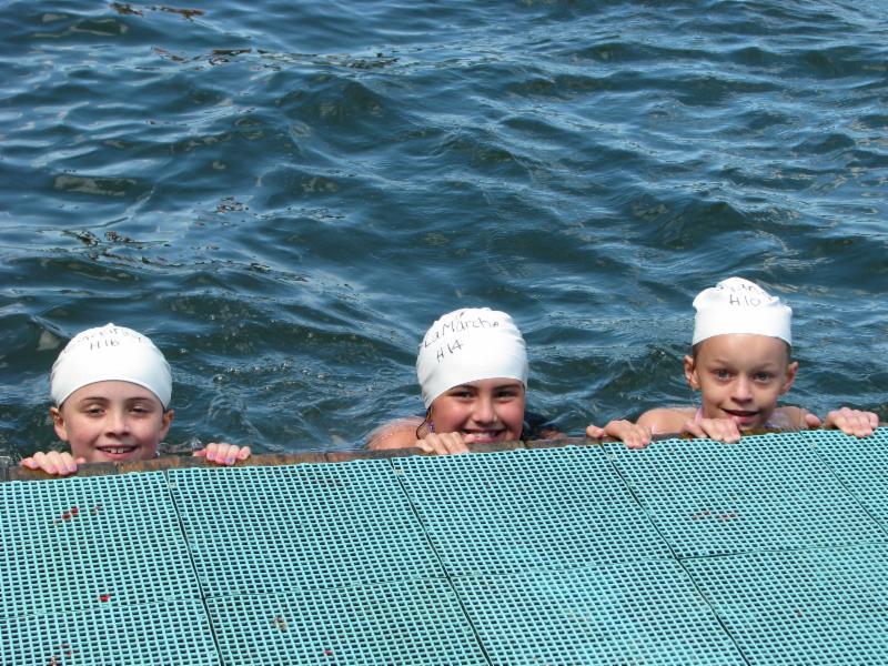 Comstock 2014 Swim