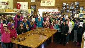 Victor Apple Farm