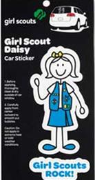 Daisy Decal