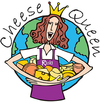 cheese queen logo