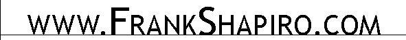 frank shapiro com logo