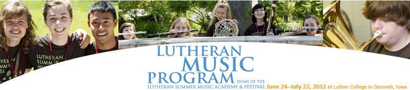 Lutheran Summer Music
