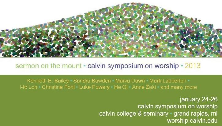 Calvin Institute
