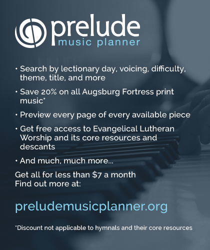 Prelude Music Planner
