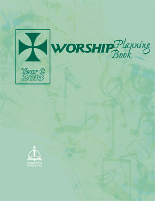 CPH 2013 Worship Planning Book