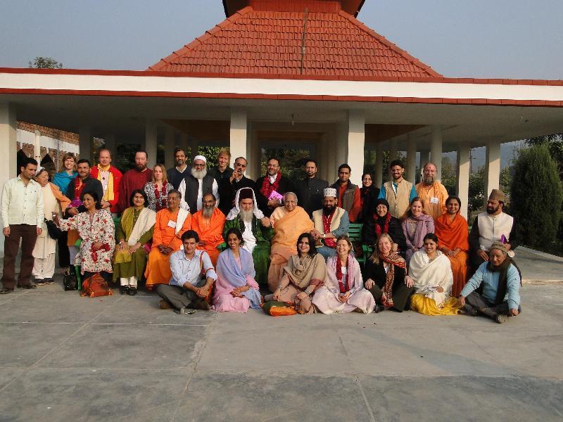Sufi-Yogi Dialogue :   The group