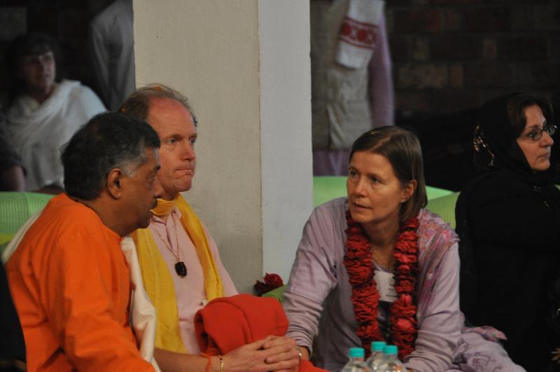Swami Manasa Datta, Lars   Martiny, Inger Moeller
