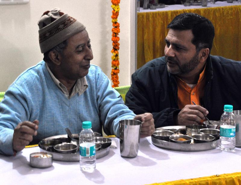Motilal Pandit and Sufi Rehman